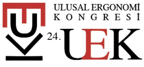 24. Ulusal Ergonomi Kongresi
